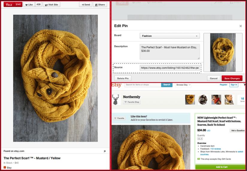 Etsy-Pinterest-Example