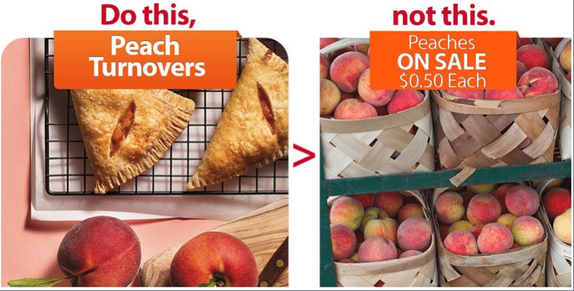 Peach-Pinterest-Example