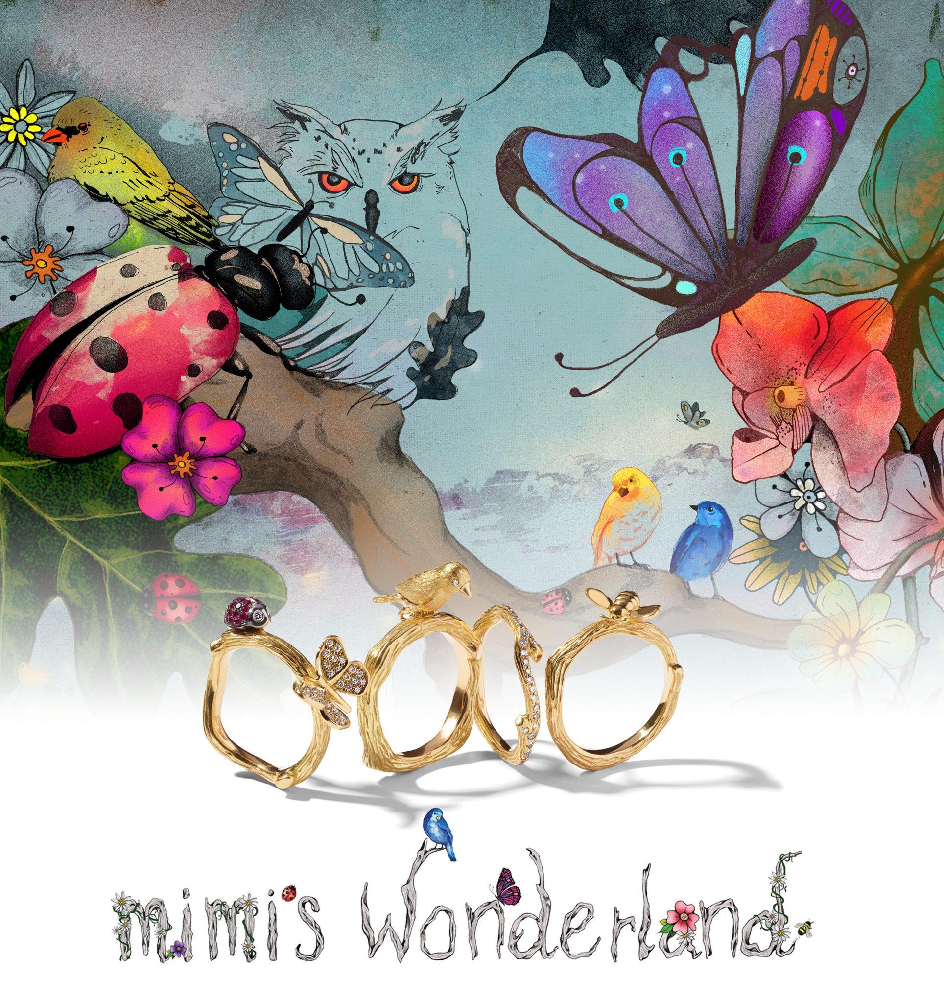 Wonderland Four seasons ad copy