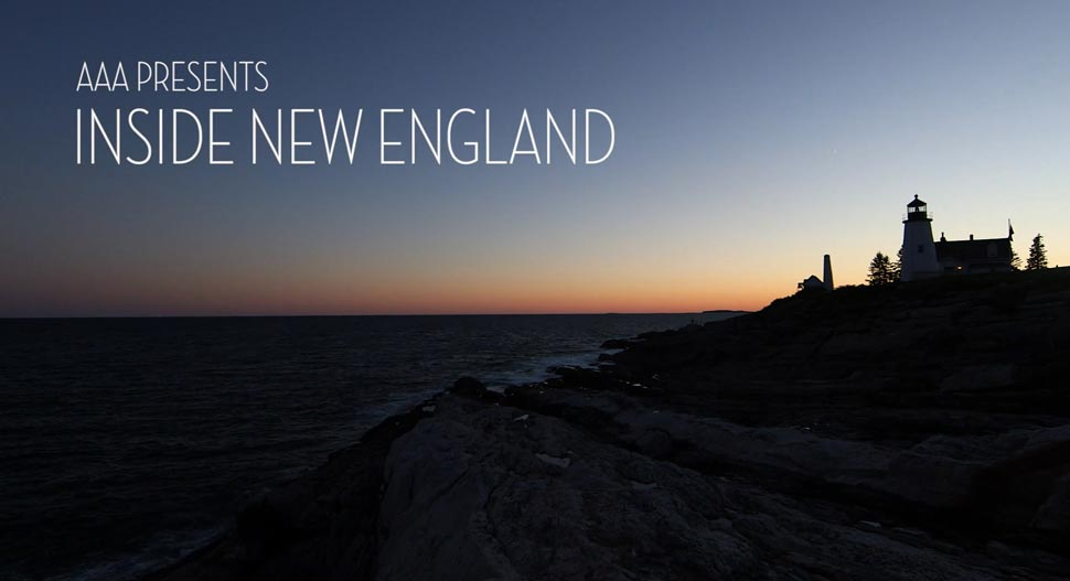 Pace went on location to produce an inspirational five-minute video for AAA Travel Agency emphasizing the access and expertise AAA provides. Real, local guides who partner with AAA narrate the video by describing the New England experiences available through the agency.