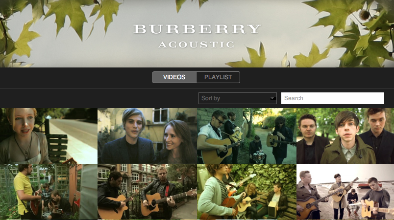 BurberryAcoustic