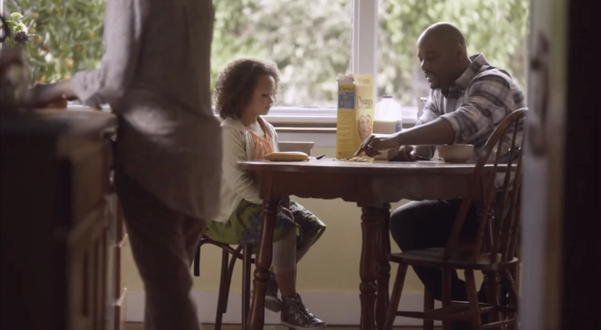 Cheerios Super Bowl Commercial