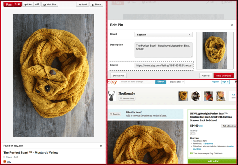 Etsy-Pinterest-Example