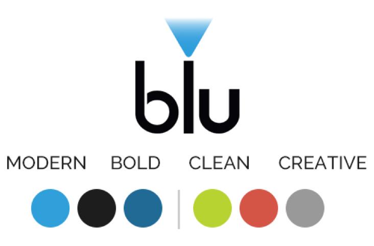 Blu eCig Moodboard