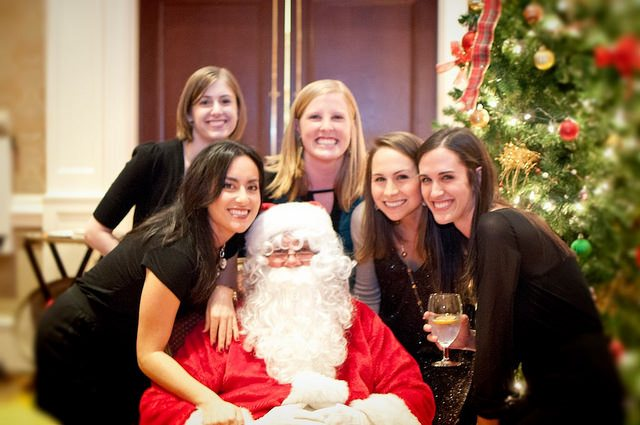 Santa Ladies