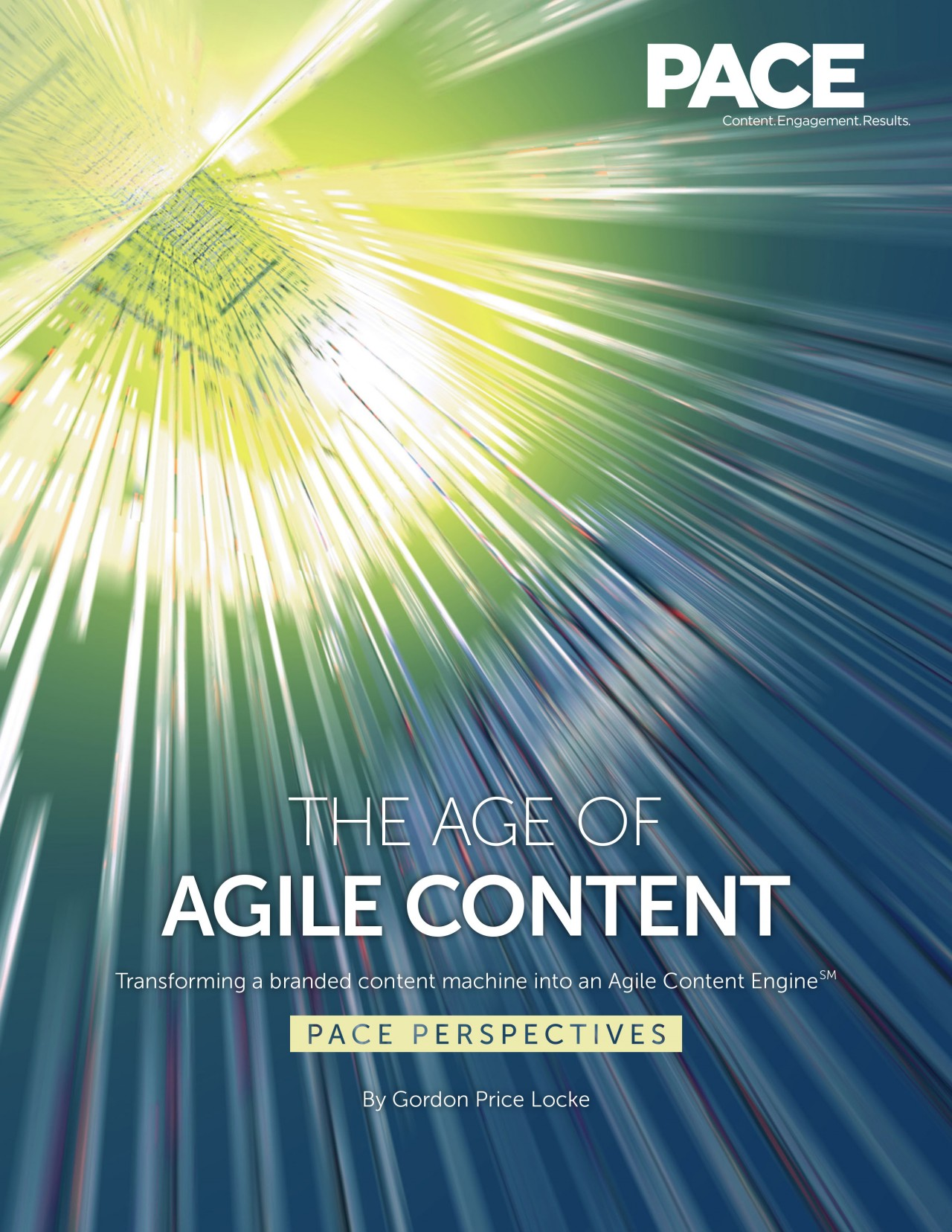 Agile Content Engine (ACE)℠ White Paper Cover