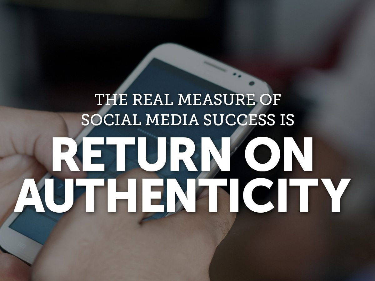 Authenticity: Is It Real or Is It Marketing? Essay