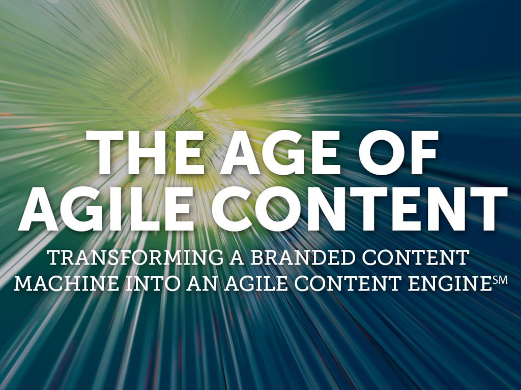 Agile Content Engine (ACE)℠