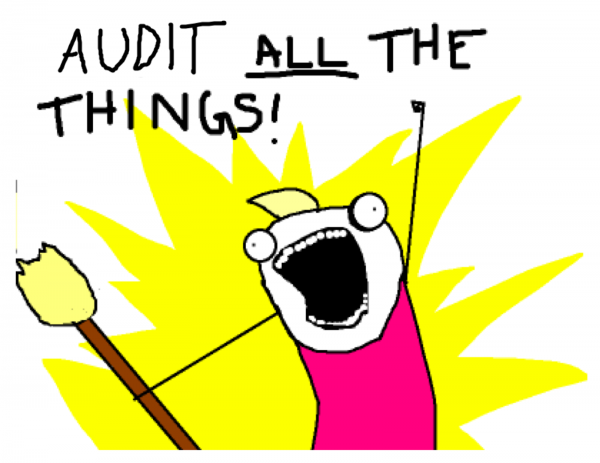 AuditAllTheThings