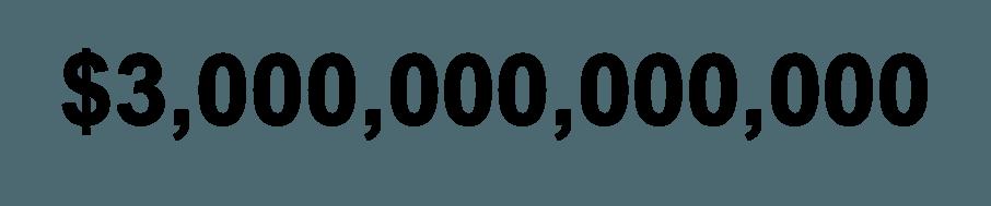 3000000000000