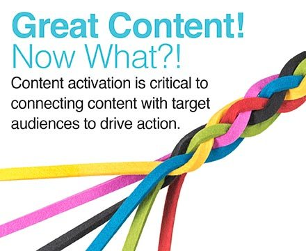 Great Content! Now What? Mobile Header Image